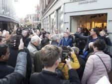 'Je gelooft nooit wie ik nu tegen kom'; Mark Rutte op campagne in Eindhoven