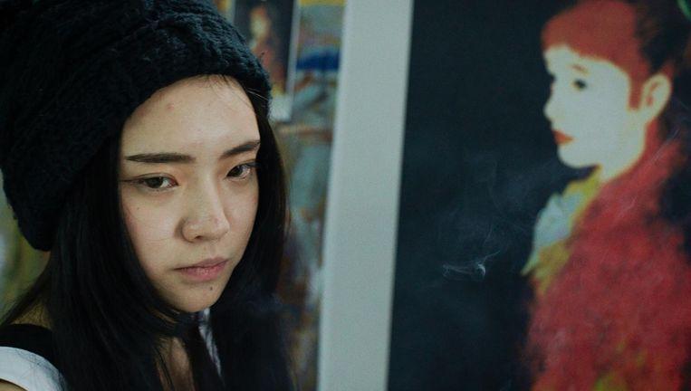 In Beyond Index kopieert de Chinese kunststudente Fang als bijbaantje Europese meesterwerken. 'We hebben ze op de computer 'onaf' gemaakt en uitgeprint' Beeld