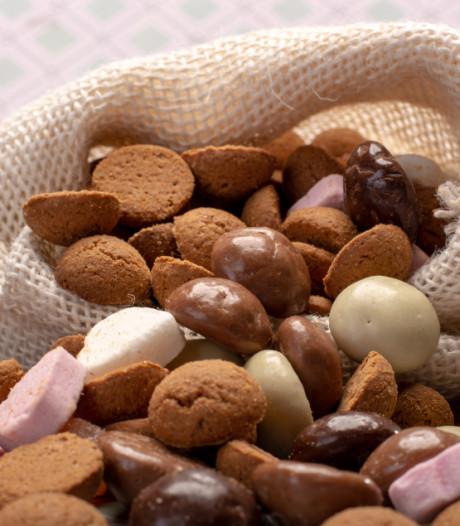 Chocolademix favoriet, taaitaai neemt in populariteit af