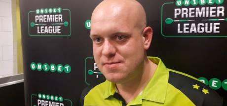 Van Gerwen verliest kansloos in Las Vegas