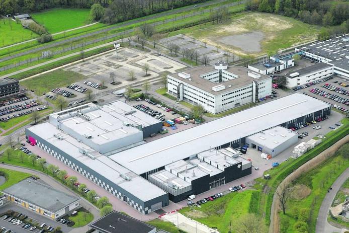 Zicht op de Automotive Campus in Helmond.