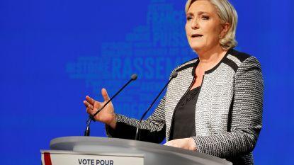 """Frans gerecht houdt 2 miljoen euro overheidssteun voor partij van Marine Le Pen in: """"De partij zal aan het eind van de maand augustus dood zijn"""""""