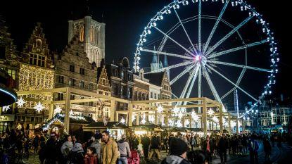 """Winterfeesten pakken uit met nieuwigheden:  """"Escape room in Sint-Niklaaskerk en  carrouseltent uit jaren twintig op Veerleplein"""""""