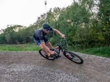 Mountainbike-route Col du Kragge in Bergen op Zoom geopend: 'Een aanwinst voor de fanatieke biker'