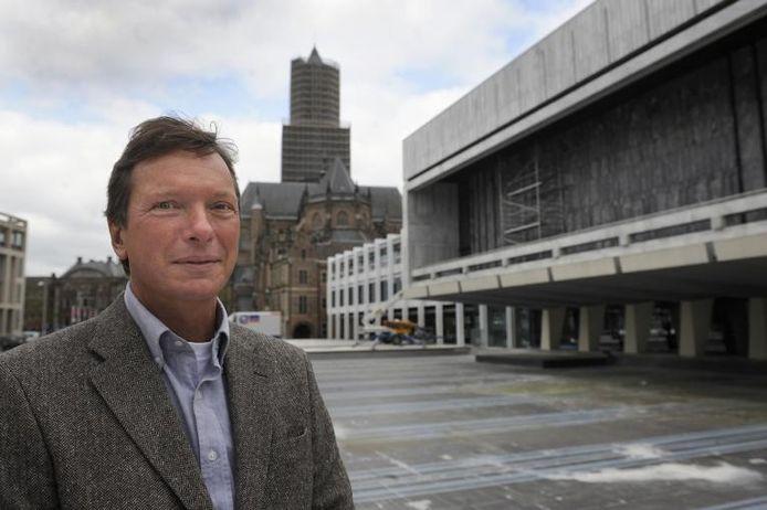 Wethouder Michiel van Wessem (VVD). foto Hans Broekhuizen/De Gelderlander