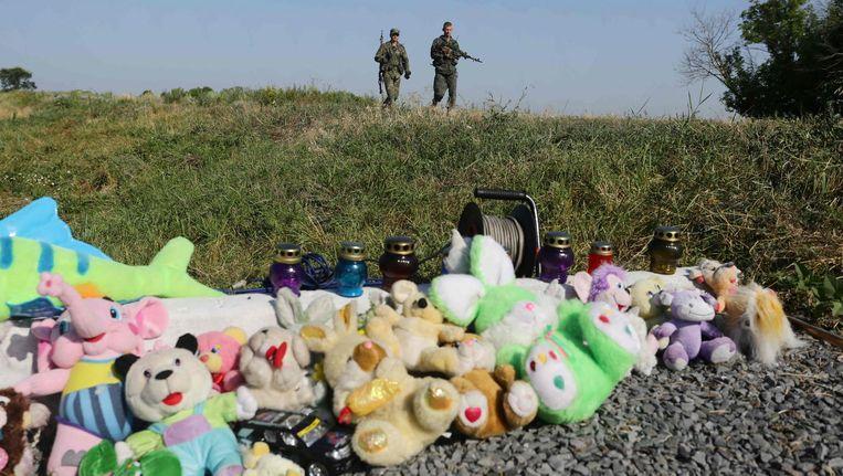 Het ministerie had meteen door dat er Nederlandse slachtoffers zouden zijn. Beeld afp