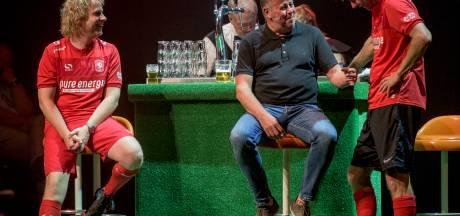 Niets is  te gek in De Grote FC Twente Degradatieshow