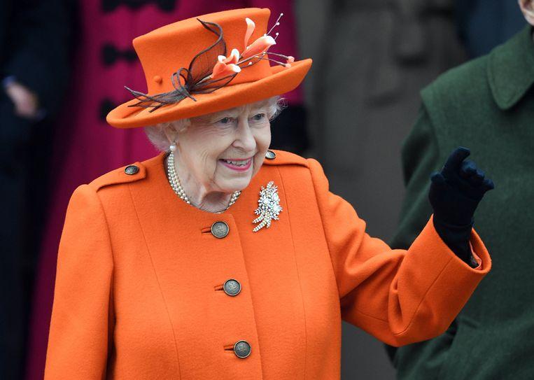 Queen Elizabeth II .
