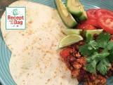 Mexicaanse vega tortilla's