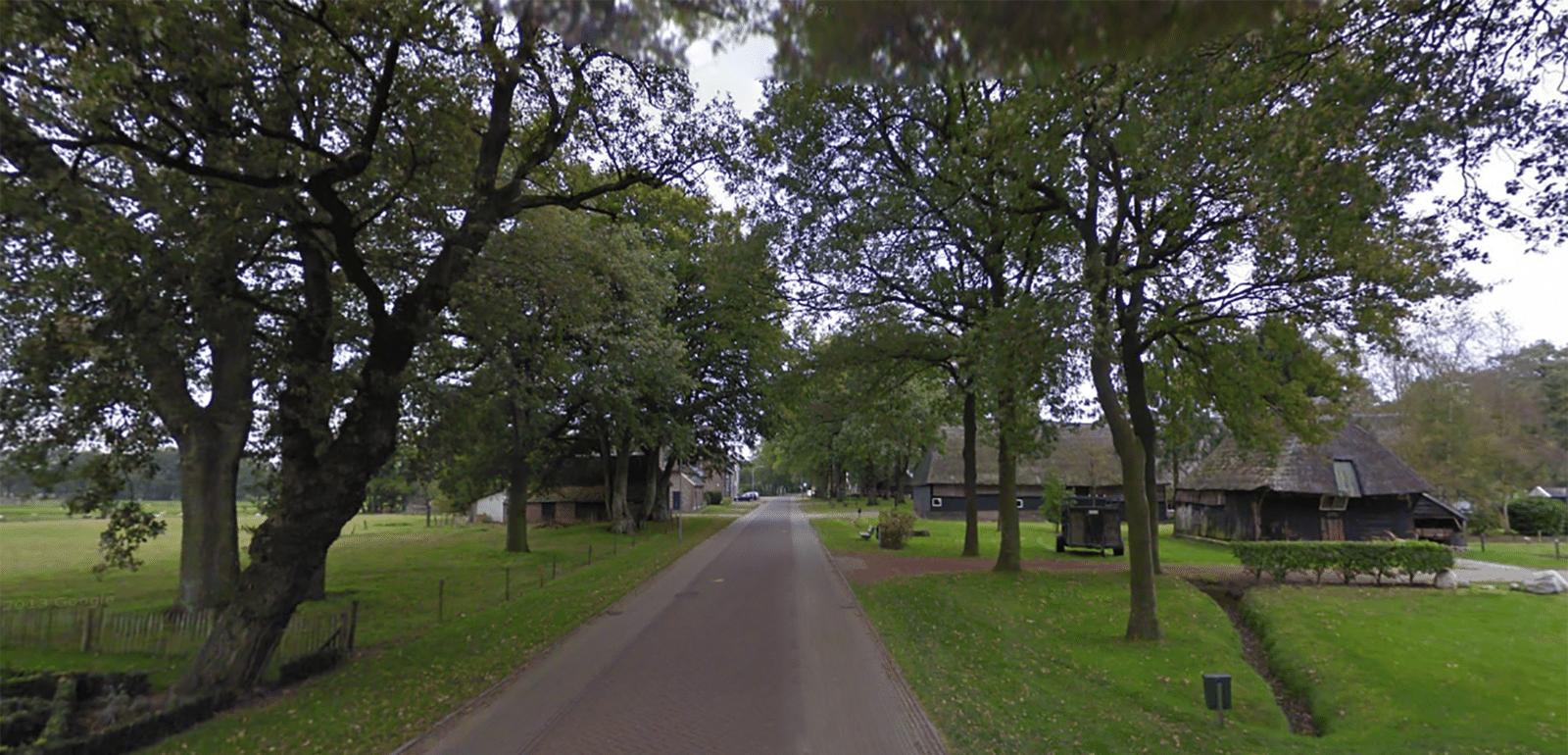 27 jarige man opgepakt voor fatale woningoverval gees foto - Het huis van de cabriolet ...