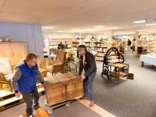 Kringloopwinkel in Woensel wordt officieel geopend