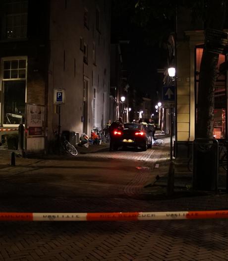 Politie lost waarschuwingsschoten bij aanhouding in Deventer