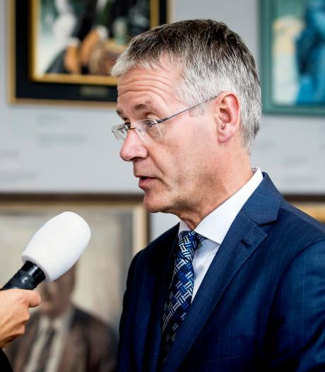 Oproep Rotterdam om geld voor Songfestival verbaast Slob: 'Moet je niet via media doen'