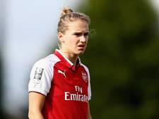 Miedema opnieuw trefzeker voor Arsenal