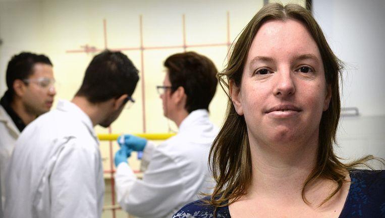 Maaike Kroon, `Wetenschapstalent 2015', gaat naar Abu Dhabi Beeld Marcel van den Bergh
