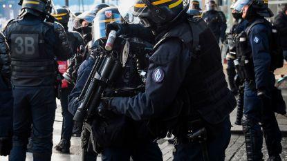 Twee agenten en geel hesje gewond in Rennes, ook rellen in Bordeaux en Parijs
