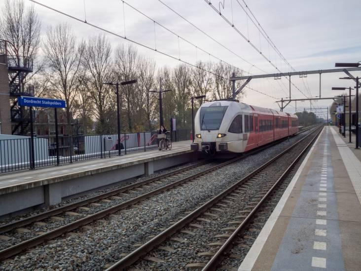 Vertraging leidt tot minder treinen op de MerwedeLingelijn