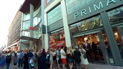 Tweede Primark in Brussel