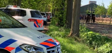 Klacht over politieoptreden tegen journalisten in Boxtel