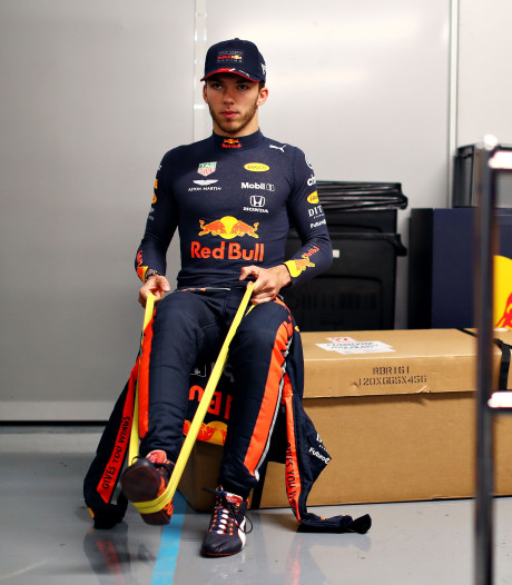 Hoeveel geduld heeft Red Bull nog met 'achterblijver' Gasly?