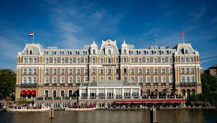Tijdens Hotelnacht kun je voor een relatief vriendelijk prijsje in bijvoorbeeld het Amstel Hotel slapen. Beeld anp