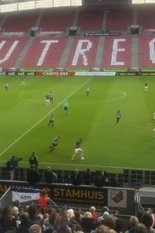 Dapper Hercules kan niet stunten tegen FC Groningen