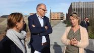 Minister noemt Pier Kornel schoolvoorbeeld van compact wonen