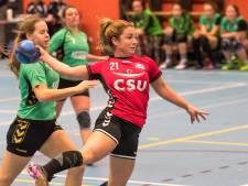 Handbalsters HC Zeeland winnen ook eerste thuiswedstrijd ruim