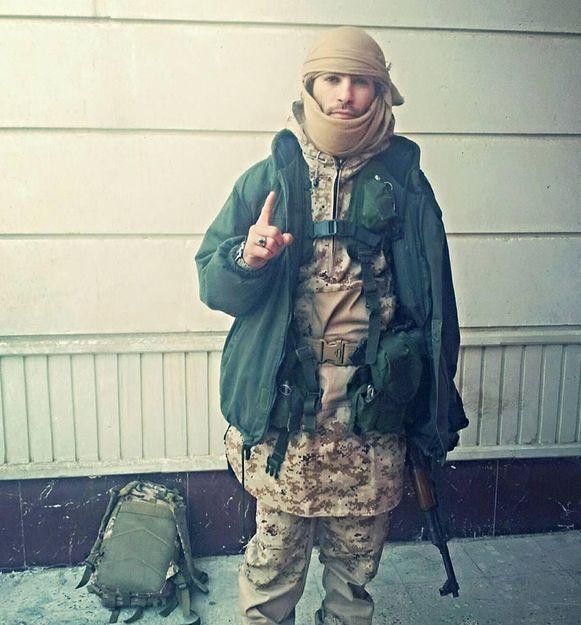 Tarik Jadaoun wilde van Verviers de hoofdstad van Islamitische Staat maken.