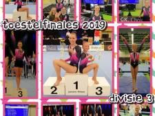 Edese Caitlin Trzupek is Nederlands kampioene turnen
