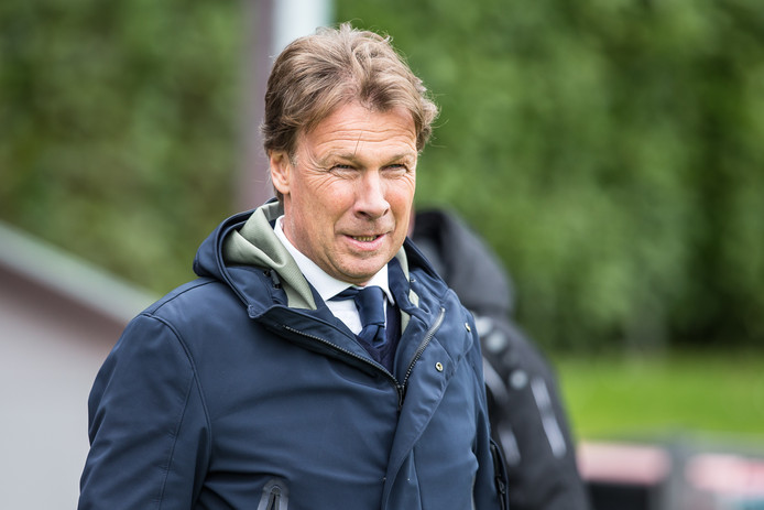 Hans Kraaij Junior.