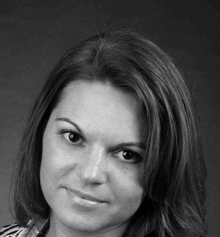 Dorina Buda is onderzoeker dark tourism en universitair docent aan de Rijksuniversiteit Groningen Beeld Eigen foto