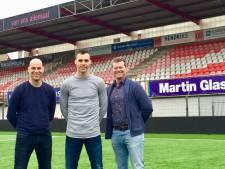 Koen van der Biezen klaar voor debuut FC Oss