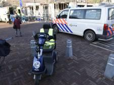 Vrouw op scootmobiel gewond door botsing bij kruising in Wijchen