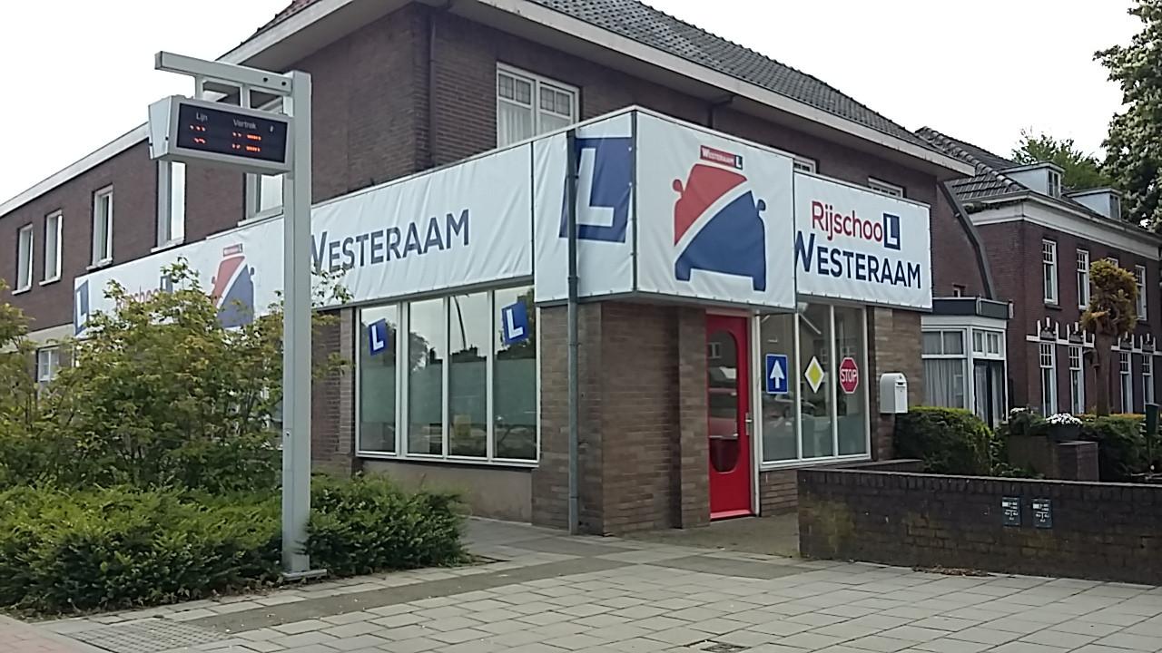 Rijschool Westeraam in Elst