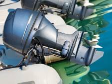 Poging tot diefstal van buitenboordmotoren in Hardinxveld-Giessendam