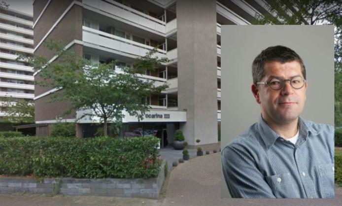 Axel Veldhuijzen, chef AD/Haagsche Courant.