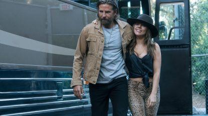 Bradley Cooper en Lady Gaga bestormen hitlijsten met duet uit 'A Star Is Born'