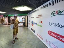 Lokale Partij Oldenzaal hekelt afsluiting passage Vijfhoek