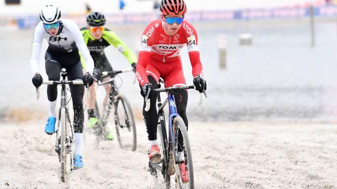 """Robin Alderweireld keert ontgoocheld terug van Zilvermeercross: """"Mijn naam was net afgeroepen toen startsignaal al weerklonk"""""""