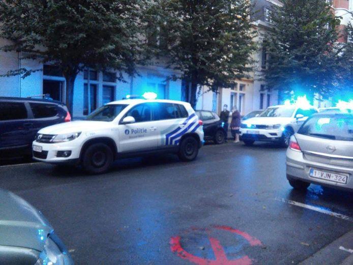 De politie onderzoekt nog wat er precies gebeurd is.