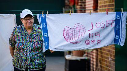 """Josée herdenkt haar overleden man""""Ik schrei nog te veel. Maar langzaam vind ik nieuw geluk"""""""