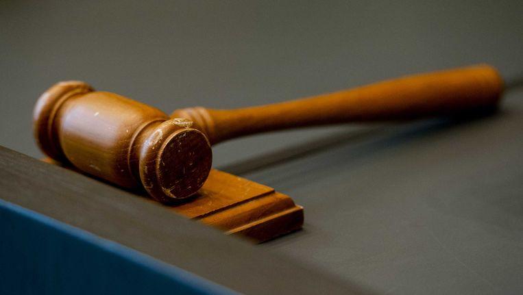 Het Arnhemse ex-raadslid Martin van Meurs (62) is in een tweede zaak veroordeeld tot 10 maanden cel. Beeld ANP