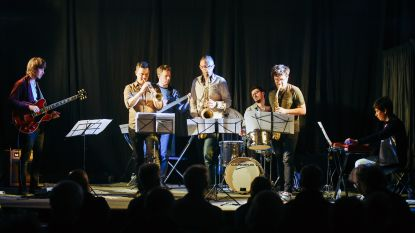 Opmerkelijk: peuters en kinderen genieten met volle teugen van Leuven Jazz