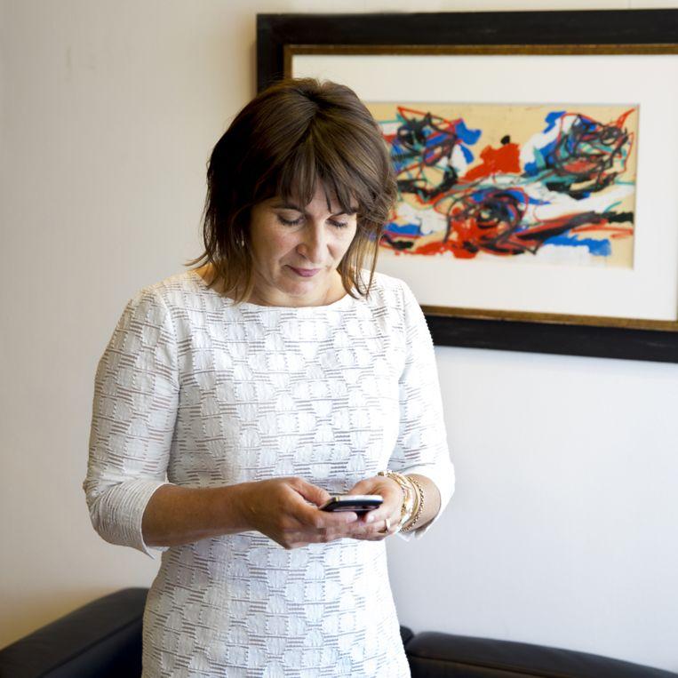 Minister Ploumen: 'Het wordt heel veel papier, want de duivel zit in de details.' Beeld Arenda Oomen / HH