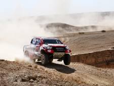 Ten Brinke stijgt plaats in voorlaatste etappe van Dakar 2020