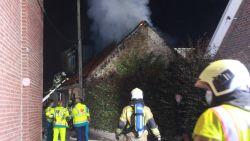 71-jarige man sterft in nachtelijke woningbrand in Wevelgem