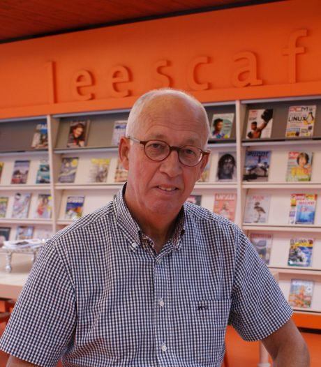 Directeur Jan Klijweg na 43 jaar weg bij bieb Uden: 'lezen van levensbelang'