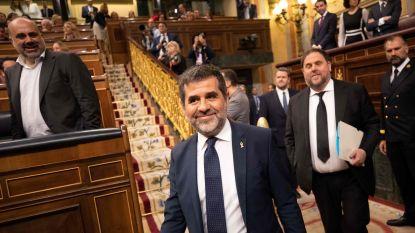 Catalaanse verkozen separatisten mogen cel uit voor ambtseed