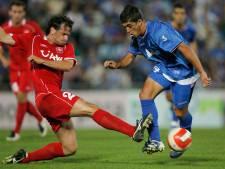 Ten Hag zag in 2007 al een vervelend Getafe; FC Twente onderuit in knotsgek tweeluik